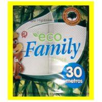 FAMILY ECO BLANCO HIGIENICO x 4 x 30 Mts