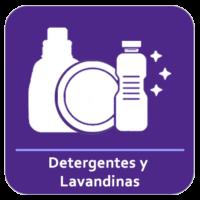 Detergentes y Lavandinas